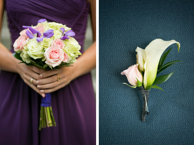 Bouquet and Boutonniere