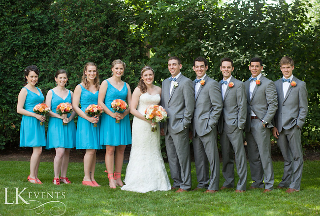 Hinsdale Wedding Party