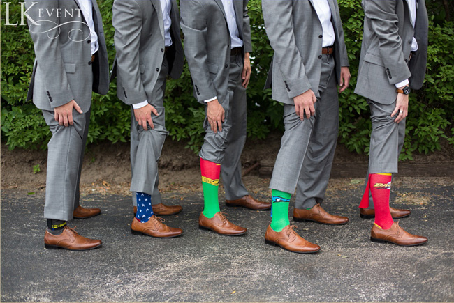 Groomsmen Stockings