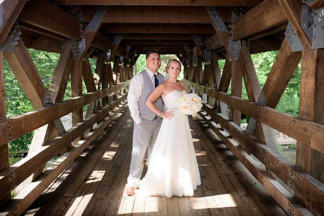 Naperville Bride and Groom