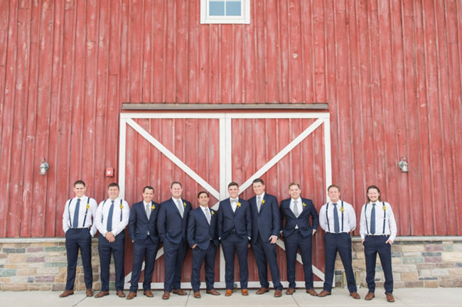 Barn and Groomsman