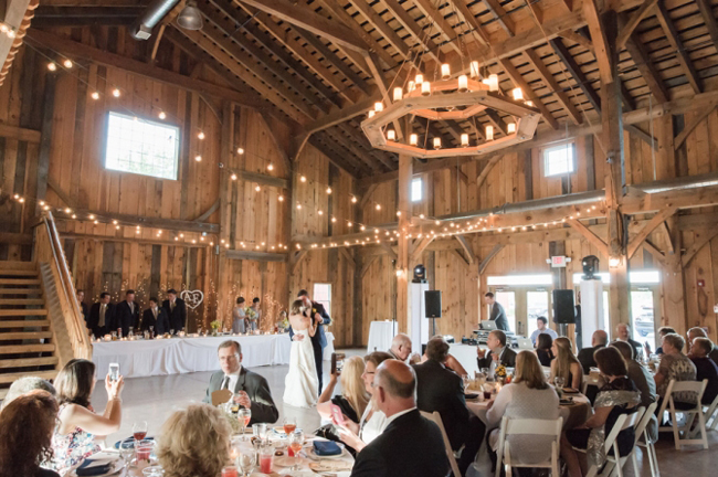 Country Barn Reception