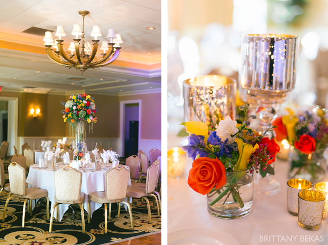 Butterfield Country Club Reception