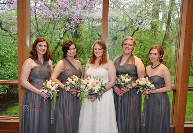 Hyatt Lodge Bridesmaids