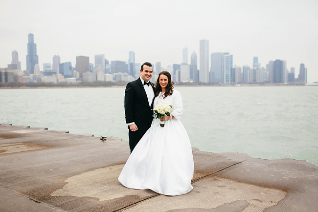 Lakefront Couple