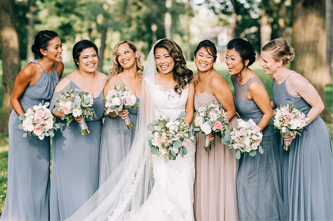 September Bridesmaids