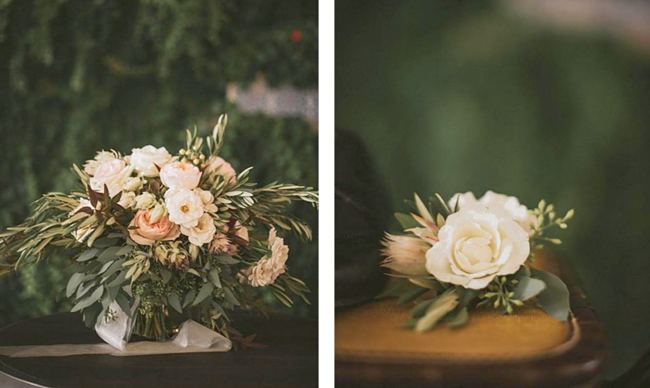 Tuscan Wedding Flowers