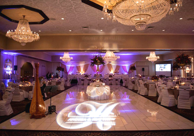 Cotillion Banquets Reception