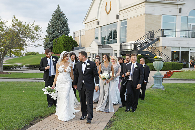 Odyssey Country Club Wedding