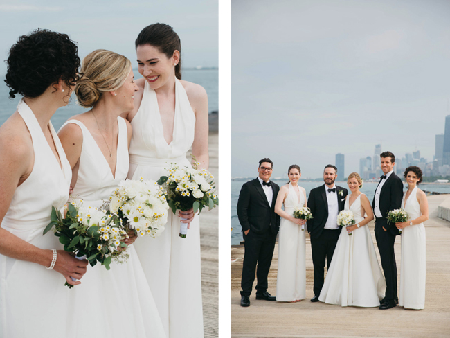 Lakefront Chicago Wedding