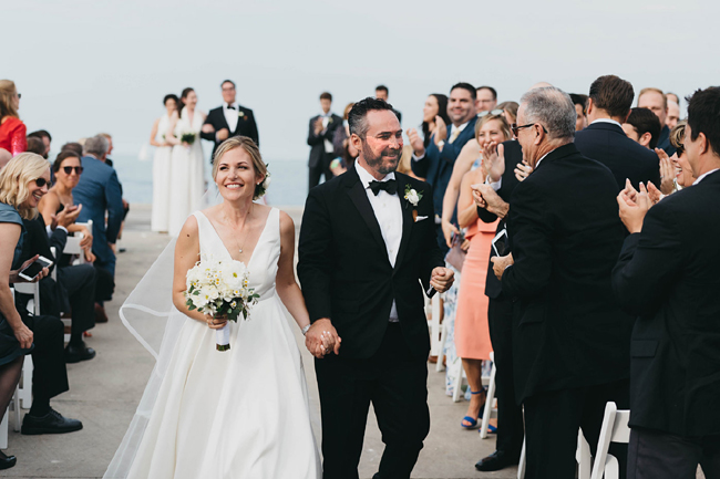Lakefront Wedding Ceremony