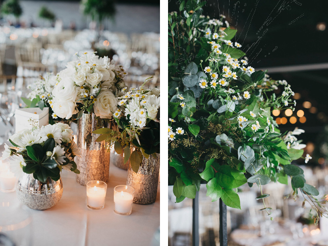 Botanical White Wedding Theme