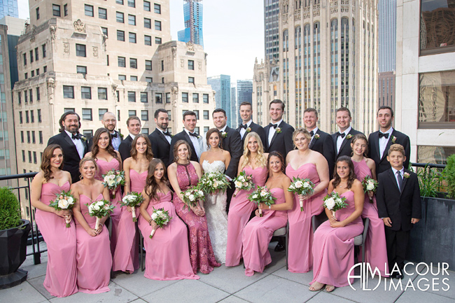 Wedding Party Chicago