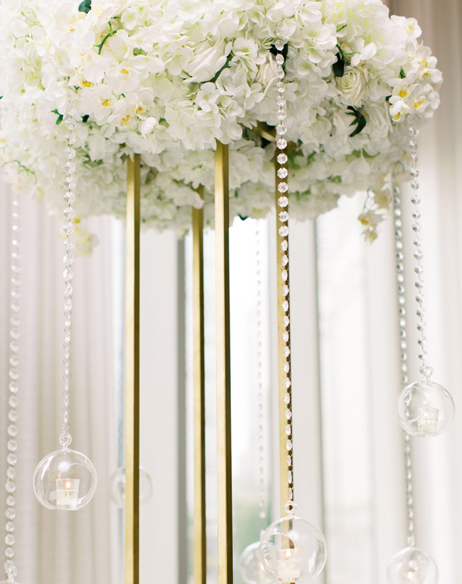 Elevated Floral Decor